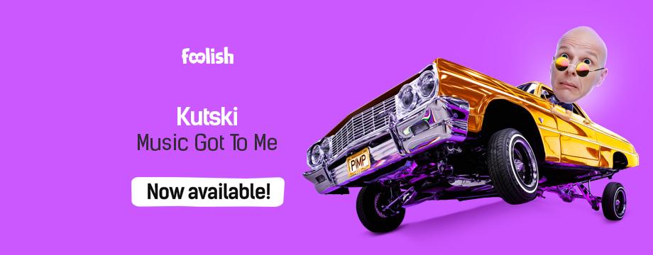 Kutski - Music Got To Me